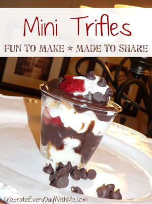 Mini Trifles to Share