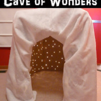 Create a Light-Up Cave of Wonders