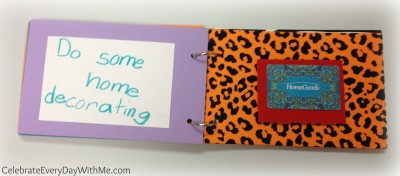 gift card booklet.teacher gift 4