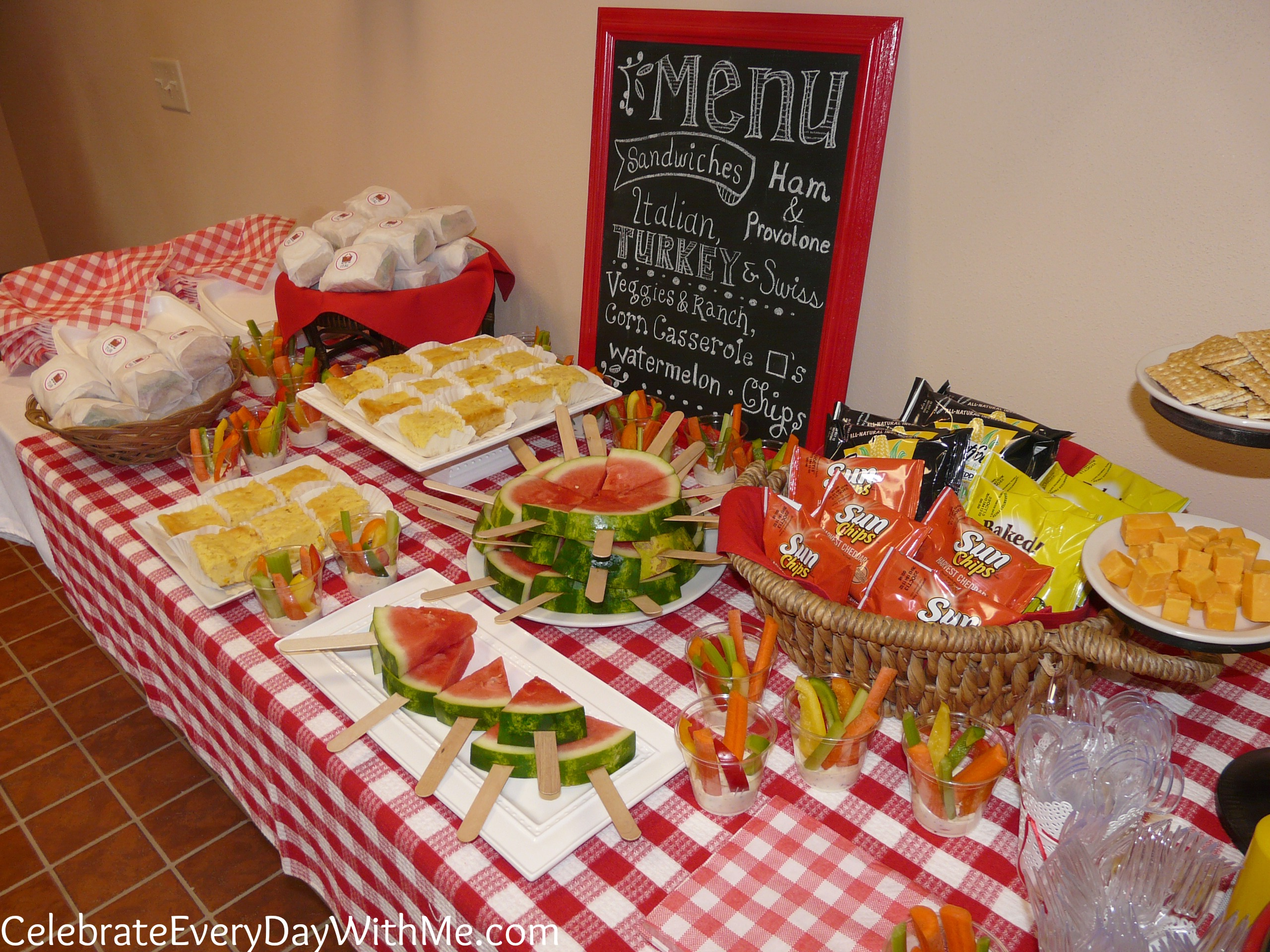 Kids party food table ideas images - Kids party food table ideas ...