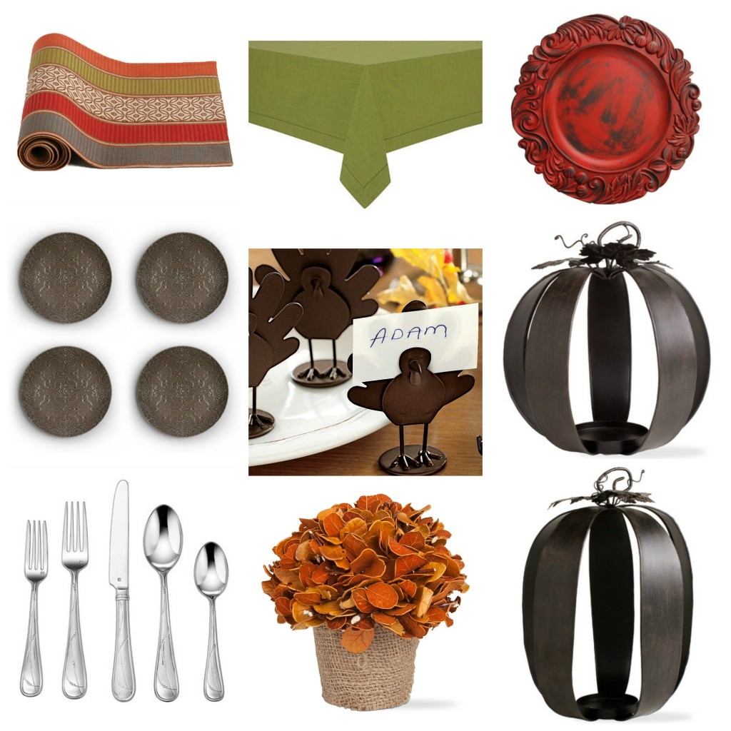Thanksgiving Table by Zulily