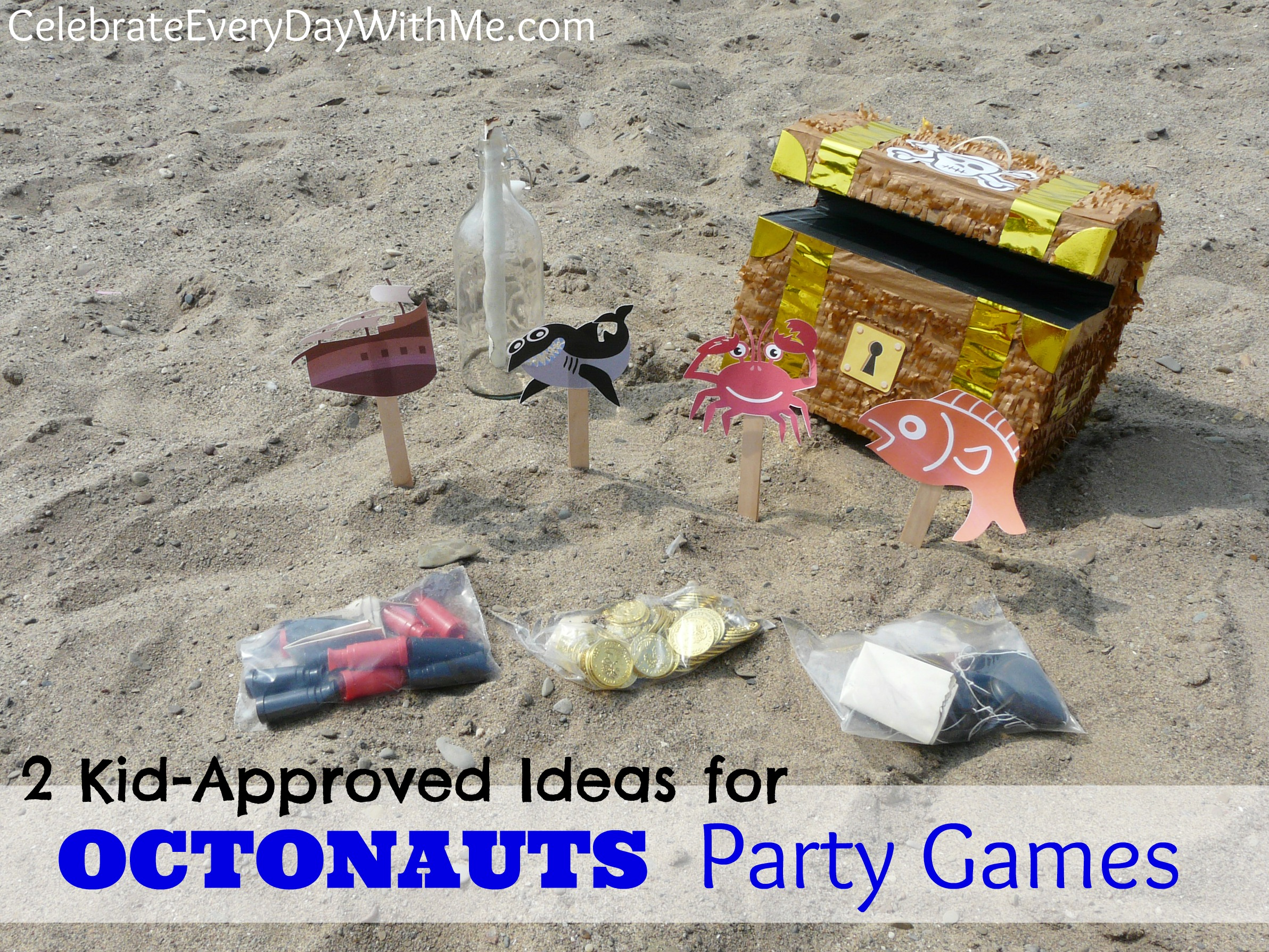 Octonauts Party Games the Kids Will Love!