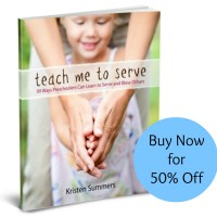 1st Time Offer:  Teach Me To Serve ebook PDF version 50% Off!
