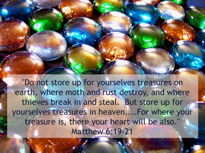 store up treasures in heaven-2