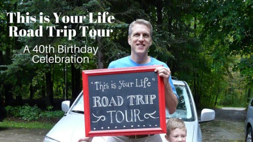 This is Your Life Road Trip Tour