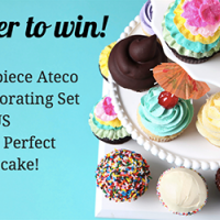 Enter to Win a Cupcake Set and Craftsy Class
