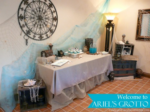 welcome to Ariel's grotto - lots of ideas!