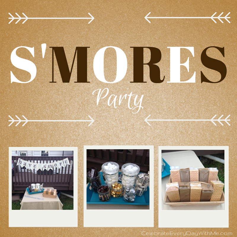 Gather 'em up for this Neighborhood S'mores Party