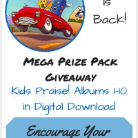 Psalty is Back & Encouraging Your Children in their Faith {Giveaway}