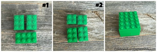How to make a lego turtle