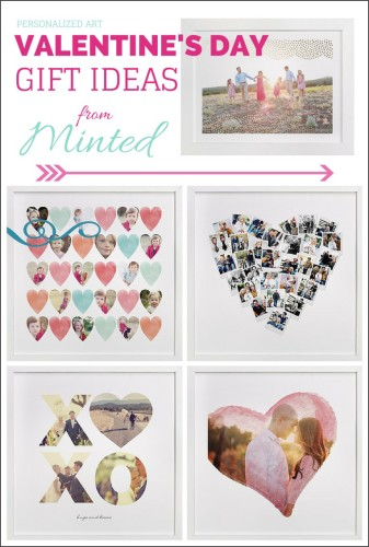 VALENTINE'S DAY Gift ideas from Minted (1)