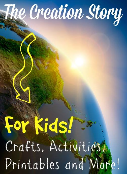 creation for kids series logo