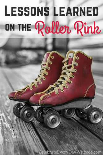 Lessons learned on the Roller Rink