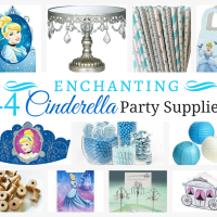 Enchanting Collection of Cinderella Party Supplies