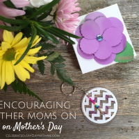Fruit of the Spirit Encouragement for Moms on Mother's Day