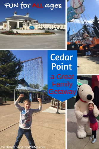 Cedar Point - a great family getaway
