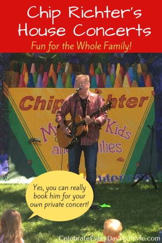 Chip Richter's House Concerts