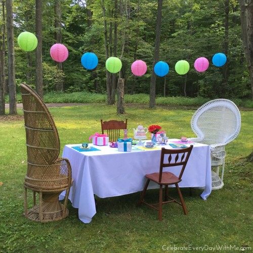 Alice in Wonderland Party 22