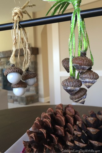 How to Make Sweet Acorn Ornaments and Gift Tags - 11