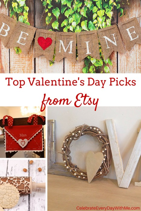 Top Valentine's Day Picks from Etsy