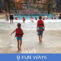 9 Fun Ways to Spend your Time at Castaway Bay