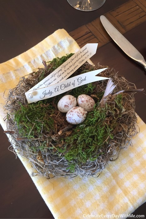 How to Make Sweet Birds Nests for a Ladies Brunch (20)