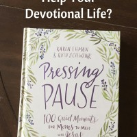 Can This New Book Help Your Devotional Life?