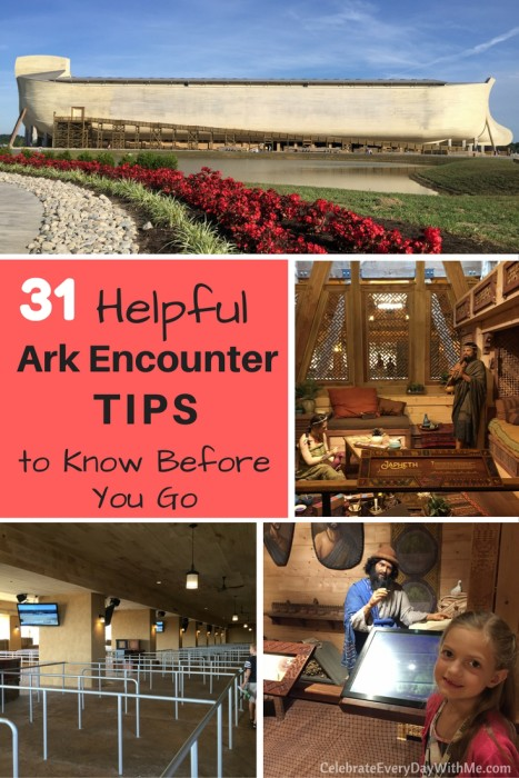 31 Helpful Ark Encounter Tips to Know Before You Go (1)