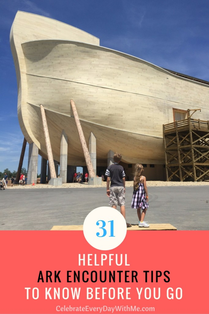 31 Helpful Ark Encounter Tips To Know Before You Go