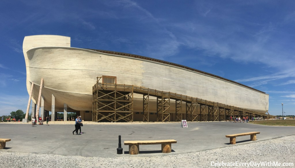 Ark Encounter Tips
