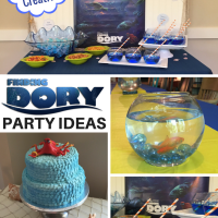 How to Throw a Fun & Creative FINDING DORY Party