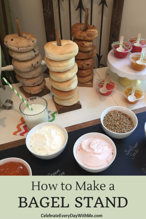 how-to-make-a-bagel-stand