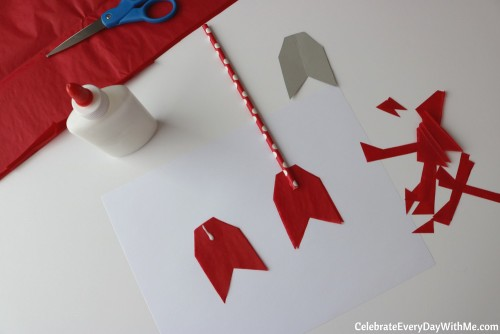 DIY Valentine Arrows for The One You Love (15b)