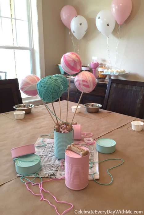 A playful dog and cat birthday party (26b)