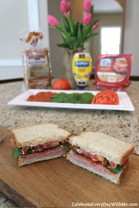 Make Spring Entertaining Easy with This 6-Ingredient Sandwich - RECIPE) (2)