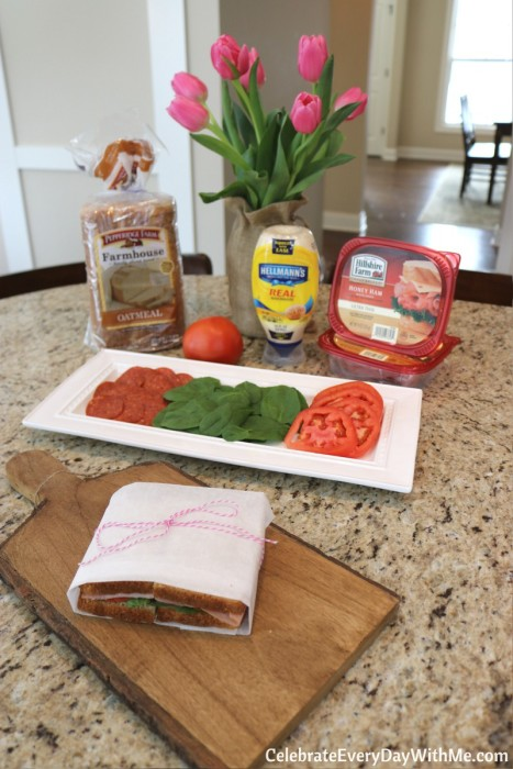 Make Spring Entertaining Easy with This 6-Ingredient Sandwich - RECIPE) (4)