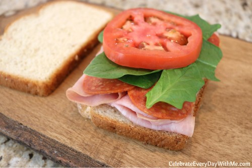 Make Spring Entertaining Easy with This 6-Ingredient Sandwich - RECIPE) (8)