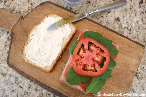 Make Spring Entertaining Easy with This 6-Ingredient Sandwich - RECIPE) (9)