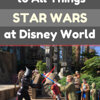 Your Guide to All Things Star Wars at Disney World