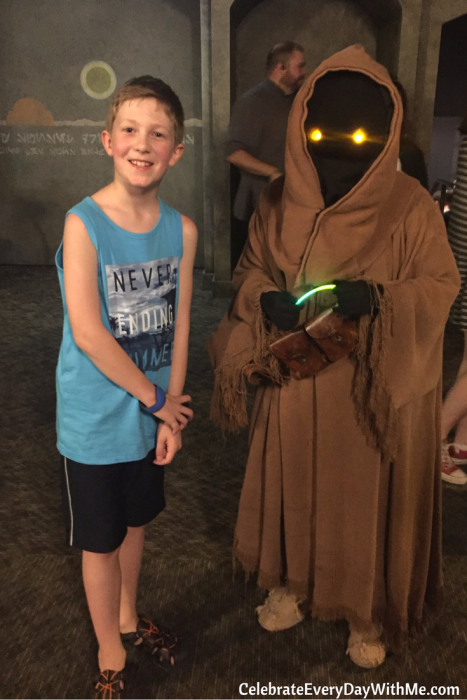 pre-show - star wars - disney world (1)