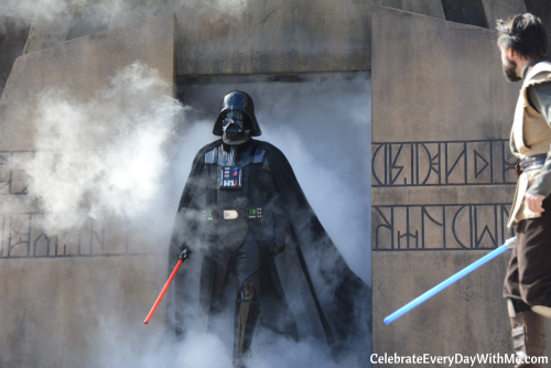 star wars galaxy far far away - daytime show at Hollywood Studios - Disney World (8)