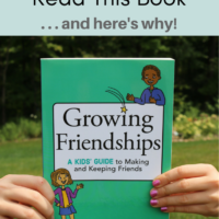 growing friendships book review