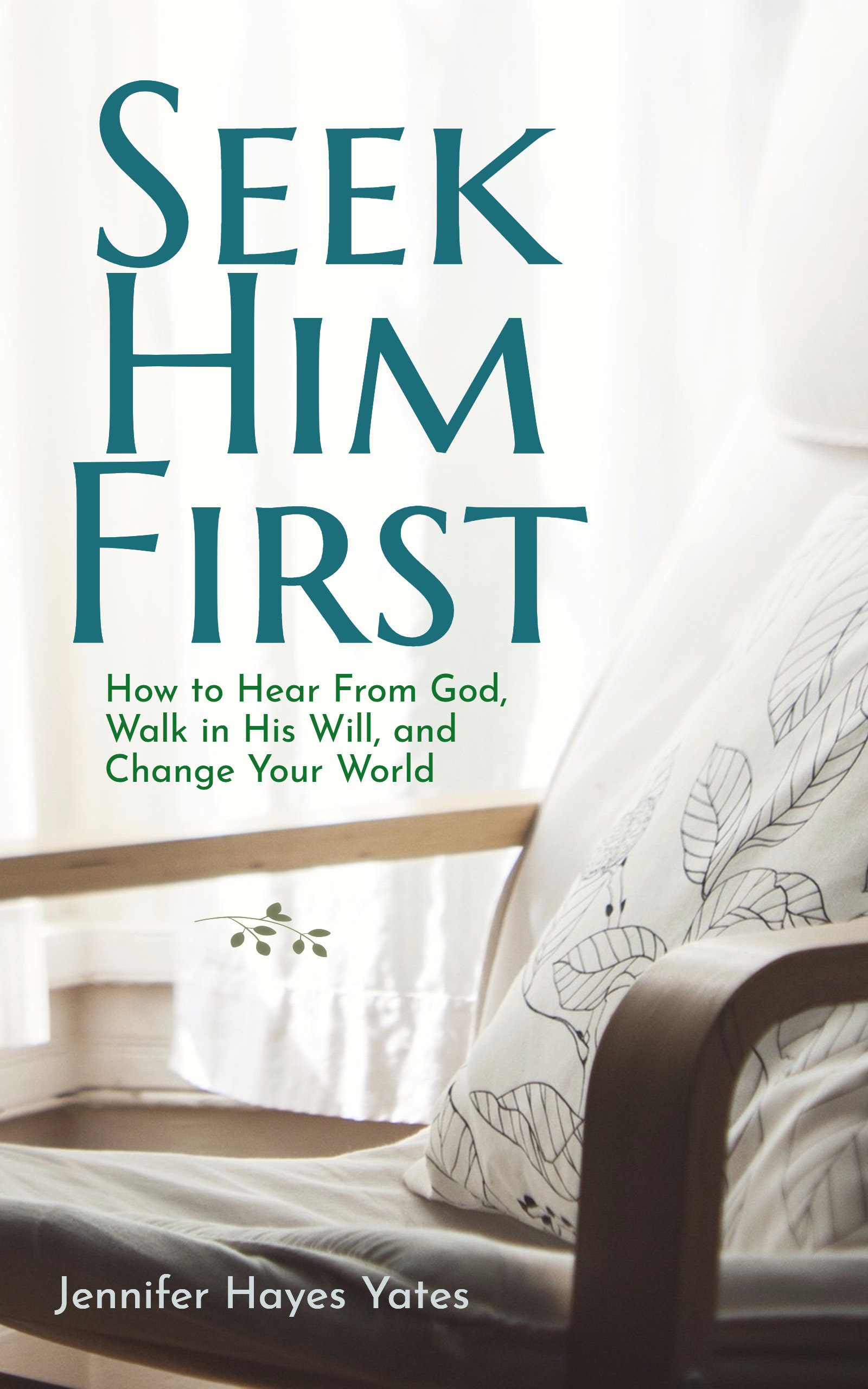"Starting The Year Off With ""Seek Him First"""