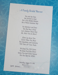 Writing A Bridal Shower Invitation Poem Celebrate Every Day With Me
