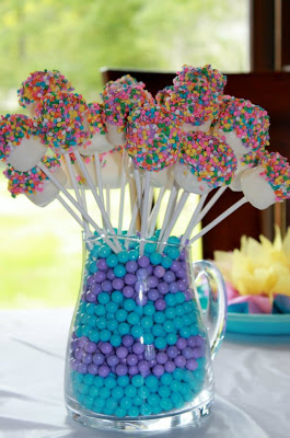 Marshmallow Pop Round Up Celebrate Every Day With Me
