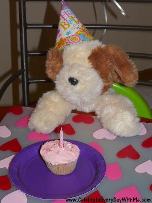 stuffed animal's birthday