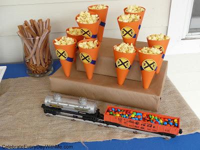 Train Birthday Party Chugga Chugga Choo Choo!