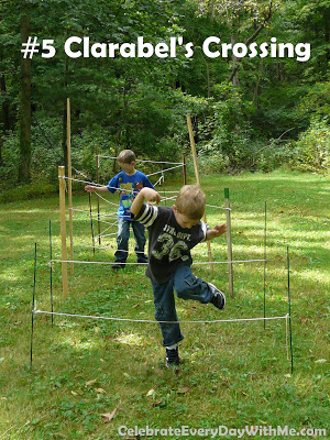 Quot In Training Quot Obstacle Course Celebrate Every Day With Me