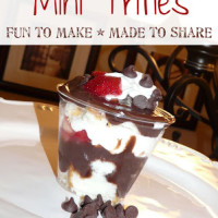 Mini Trifles: Fun to Make, Made To Share