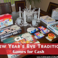New Year's Eve Tradition: Games for Cash